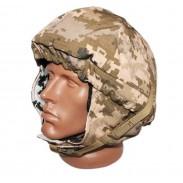 Airborne Troops Bi-Camo Helmet Cover