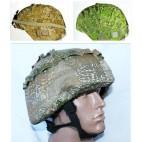 3pc. Camo Helmet Covers