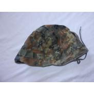 Bundeswehr Flecktarn / Desert Camo Helmet Cover