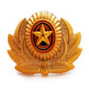 Russian Officer Army Badge