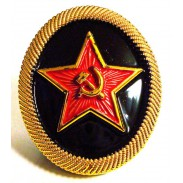 Russian Marine Infantry Beret Badge