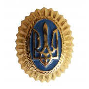 Army Officer Hat / Cap / Beret Badge #1