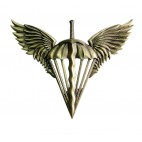 Beret Brass Insignia of Airborne troops 2017