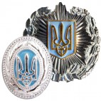 Police (Militia) Badges