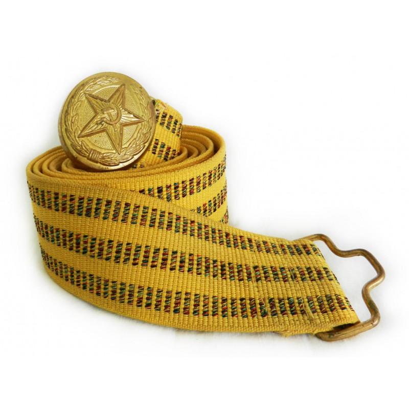 Soviet Officer Belt Soviet / Russian Army Officers