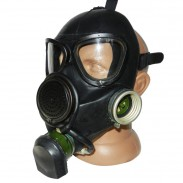 Soviet Russian Army Gas Mask PMK