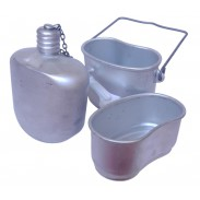Russian Paratrooper Combined Mess Kit