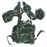 Russian Army VDV Paratrooper Assault Rucksack Backpack RD 54 USED #3