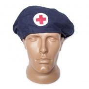 Soviet Medic Blue Beret