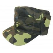 Ukraine Army TTsKO Camo Combat Officer's Cap