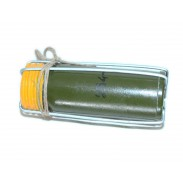 Soviet Signal Yellow Smoke Flare NSP 40mm DEACTIVATED