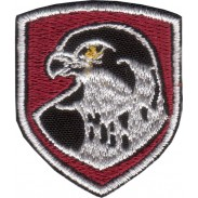 "Ukrainian Militia Special Unit Force ""SOKIL"" Cloth Badge"