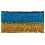 Ukraine National Flag Patch