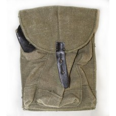 Soviet Army Issued AK-47, AK-74 Mag Dark Pouch for 3 Mags