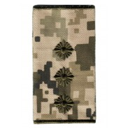 First Lieutenant Ukraine Army Combat Slide Epaulet