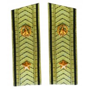 Shoulder straps of the Major Air Force Ukraine