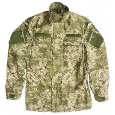 Ukraine Digital Camo Uniform 2014