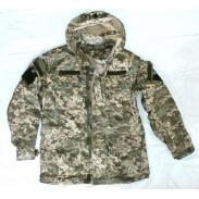 Ukraine Winter Digital Camo Uniform 2014