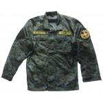 Ukraine National Guard Digital Camo Uniform 2014. RARE