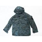 Ukraine National Guard Digital Camo Demi-season Coat 2014. RARE used