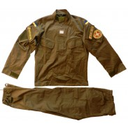 Ukraine National Guard Tactical Uniform 2014 OLIVE