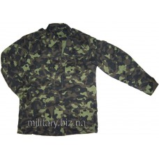 Ukraine Army Standard TTsKO Woodland Camo Uniform