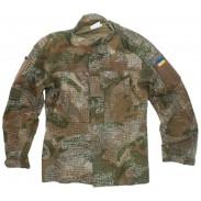 Ukraine Army Varan Camo Uniform 2015