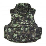 """Body Armor TTSko Camo Vest """"Korsar M-3"""" with soft armour"""