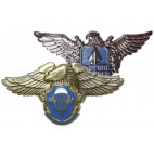 Ukraine Breast Badges